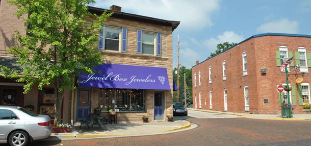 Jewel Box Jewelers - Oak and Main, Zionsville