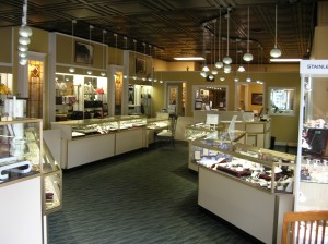 Jewel Box Jewelers after 2013 remodel